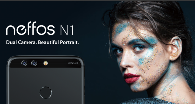 Neffos N1, TP-Link unveils the Neffos N1 with dual 16MP cameras, Gadget Pilipinas