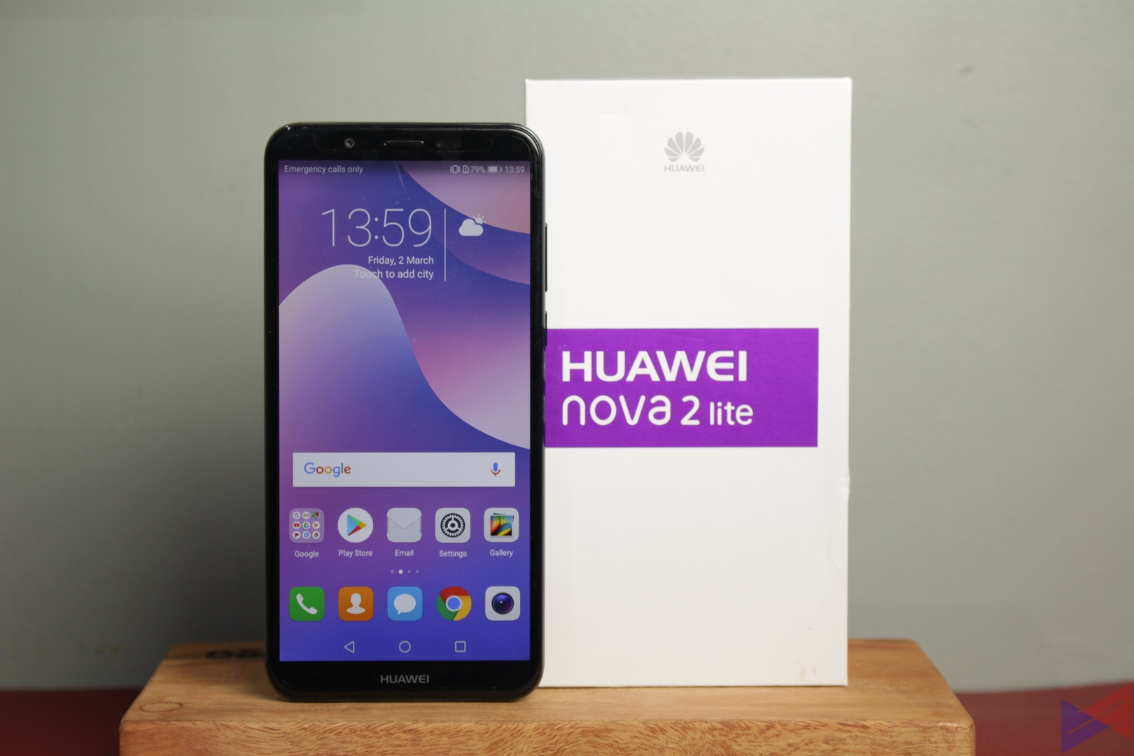 b5abb224a488 Meet the Huawei Nova 2 Lite with an 18 9 Display and Dual Rear Cameras
