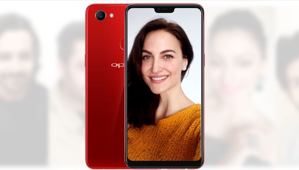 oppo f7 india 1 - OPPO F7 Launches in India: Helio P60 and 25MP AI-Assisted Selfie Camera Confirmed