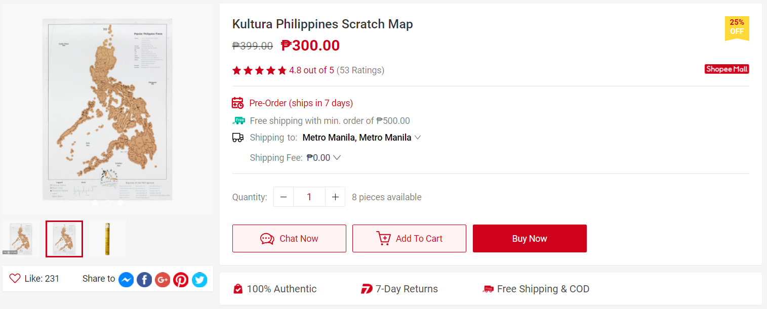 10 - 10 Things I want to buy at Shopee RIGHT NOW