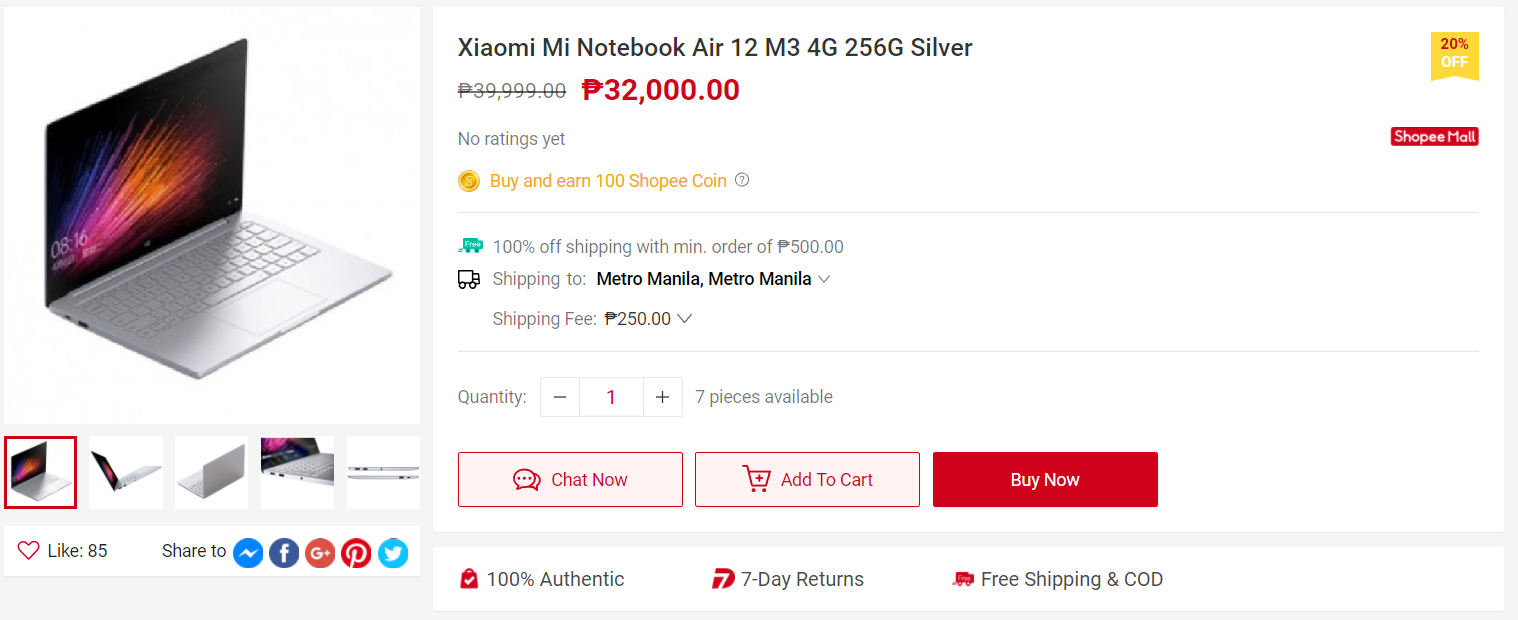 2 - 10 Things I want to buy at Shopee RIGHT NOW