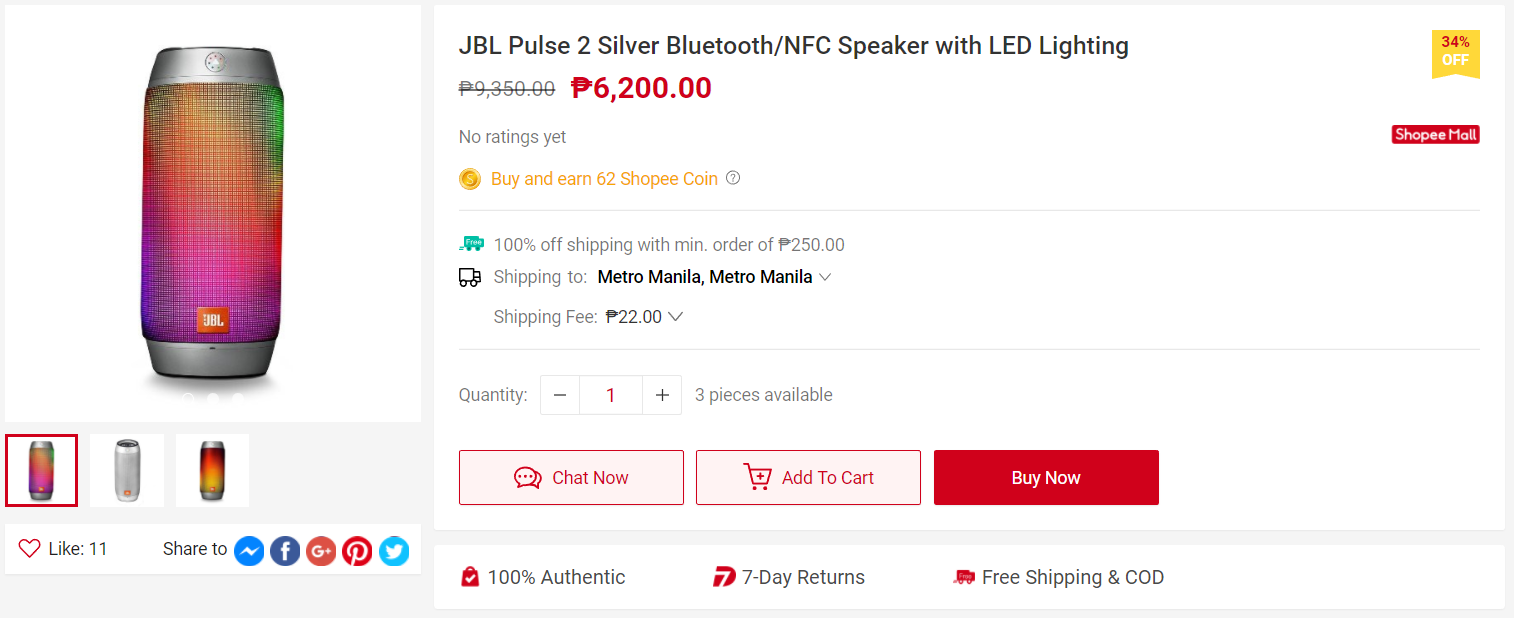 3 - 10 Things I want to buy at Shopee RIGHT NOW