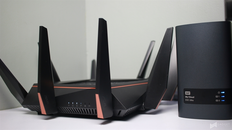 If your Wi-Fi's a mess, consider setting up an ASUS AiMesh