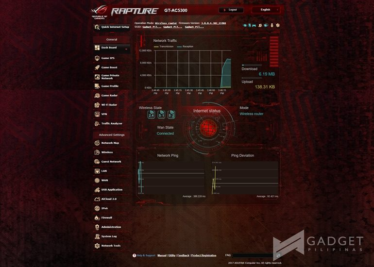 ASUS Rapture Review 28 770x550 - If your Wi-Fi's a mess, consider setting up an ASUS AiMesh
