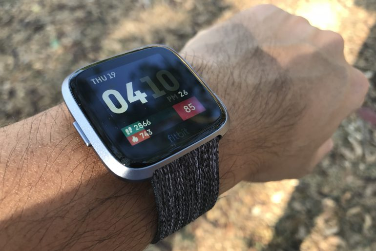 IMG 3729 770x515 - Fitbit Versa now available for P13,890