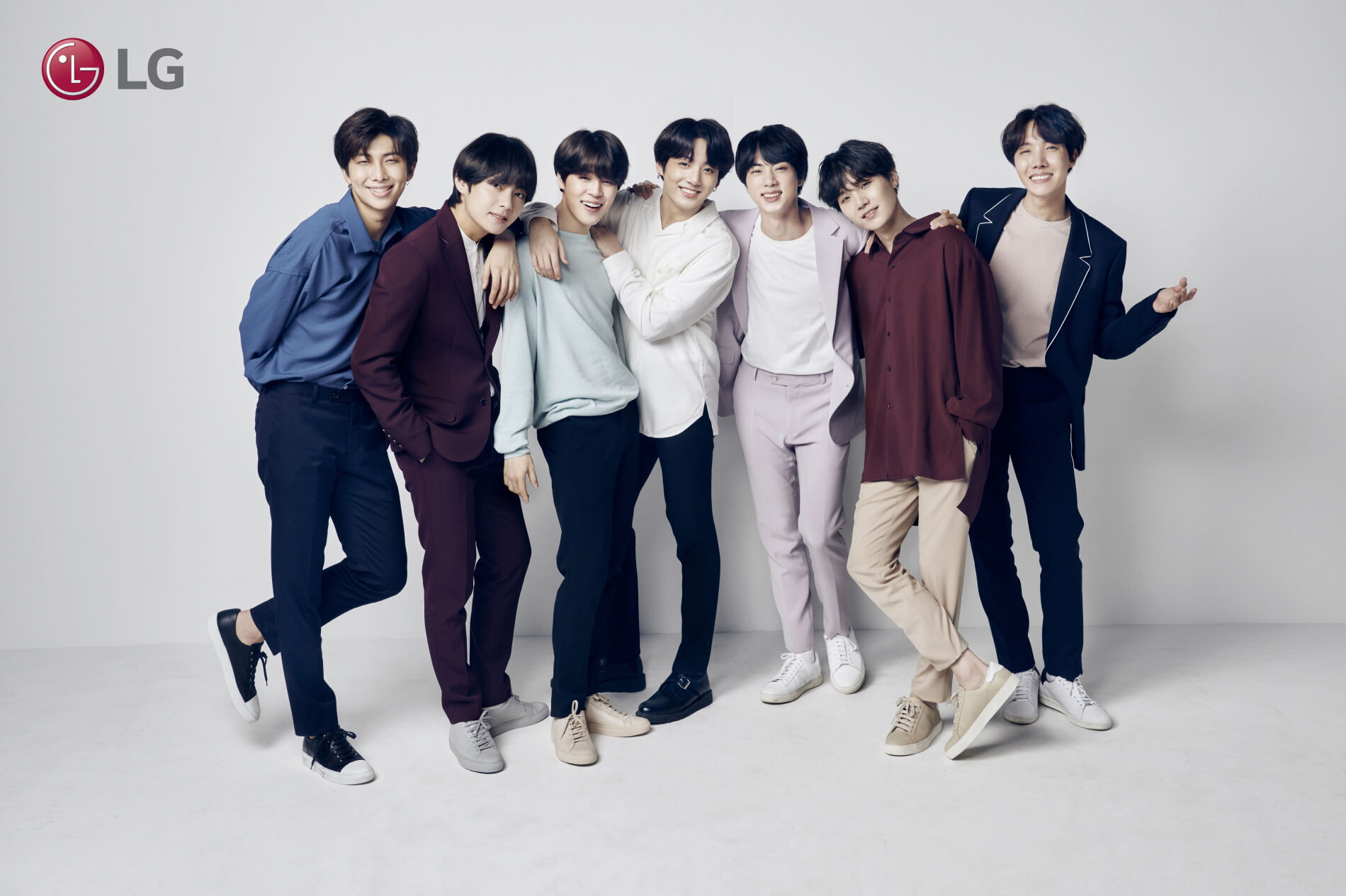 Bts Is Lg S Newest Global Mobile Brand Ambassadors