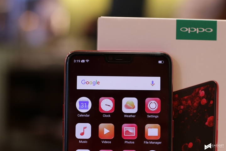 OPPO F7 36 - OPPO F7 Unboxing and First Impressions