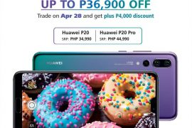 huawei p20 trade in