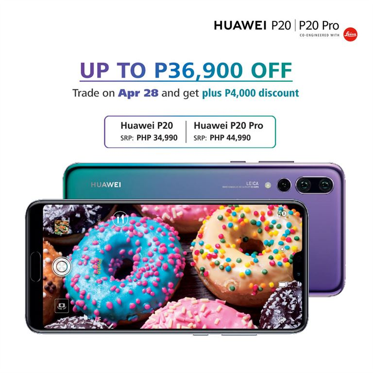 huawei p20 pre-order, Huawei Announces Trade-In Promo for P20 and P20 Pro!, Gadget Pilipinas, Gadget Pilipinas