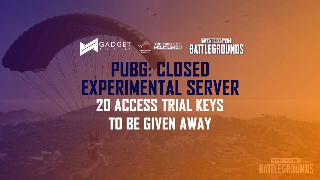 PUBG 1 - Access Keys to PUBG Savage Map Giveaway