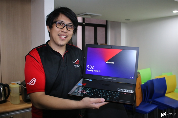 ROG Premium Care Experience 95 - A close look at ASUS ROG Premium Care, our Zephyrus received some free pampering!