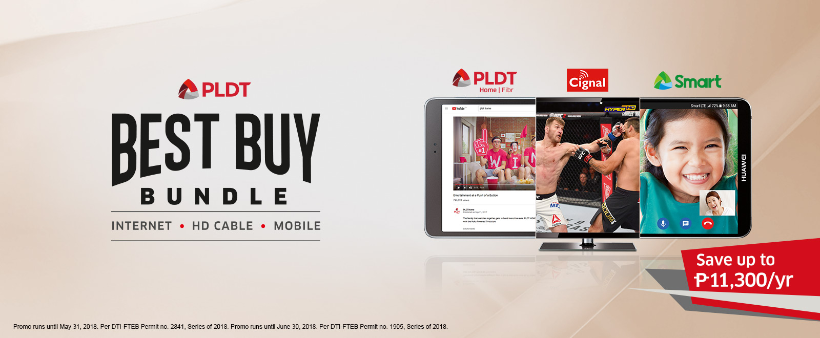 PLDT Best Buy