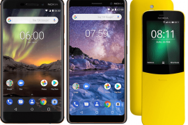 nokia 2018 01 270x180 - Nokia 7 Plus Now Available in PH, New Nokia 6 and 8110 4G Priced
