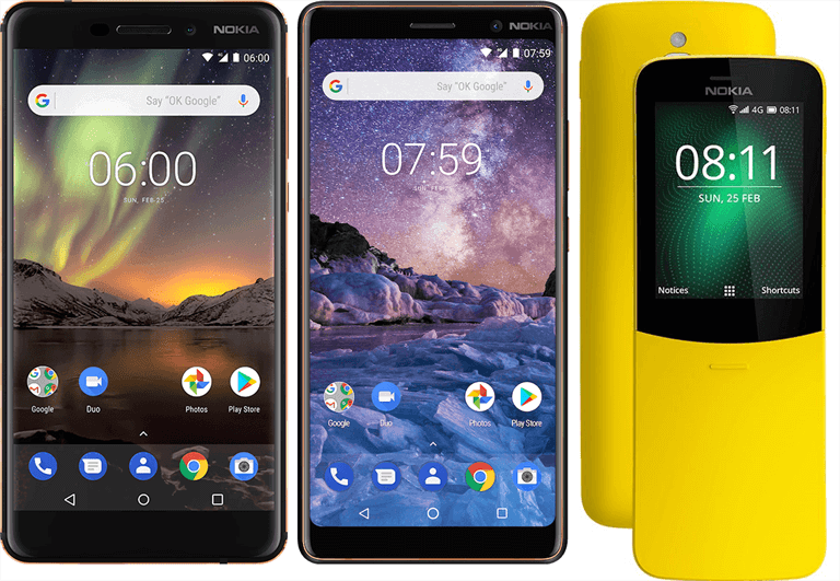 nokia 2018 01 - Nokia 7 Plus Now Available in PH, New Nokia 6 and 8110 4G Priced