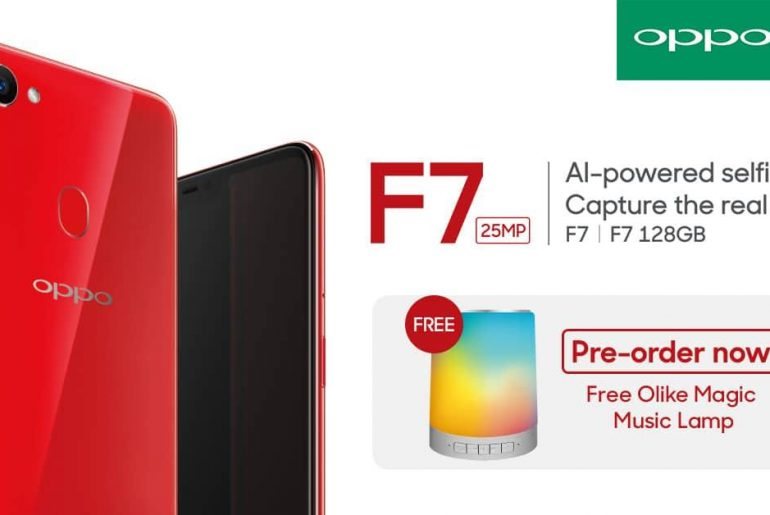 oppo f7, OPPO F7 Pre-Order Details Revealed, Priced at PhP17,990!, Gadget Pilipinas