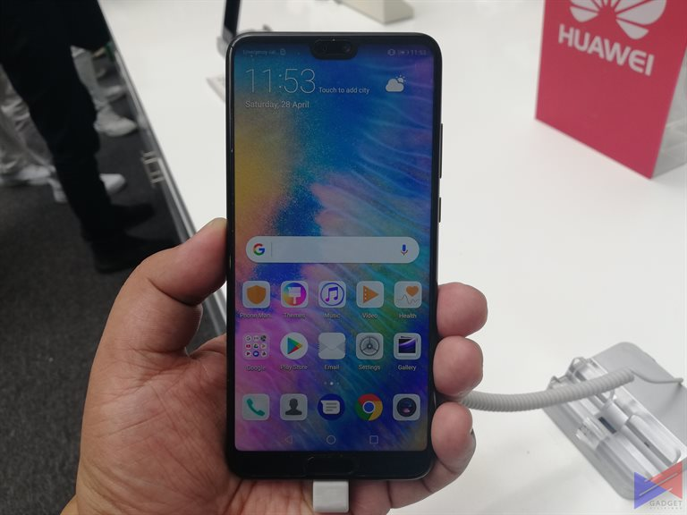 p20 1 - Get Your Huawei P20 Series Smartphones on Smart's GigaX Plans!