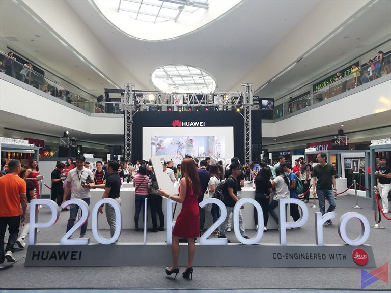 p20 series, Huawei P20 Series: PhP100,000,000 Worth of Sales in Just 5 Hours!, Gadget Pilipinas, Gadget Pilipinas
