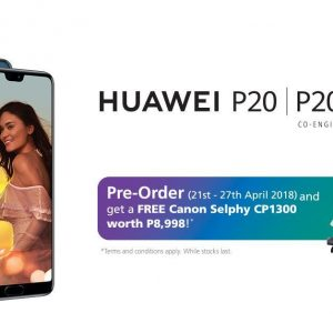 Huawei P20 and P20 Pro Now Available for Pre-Order!