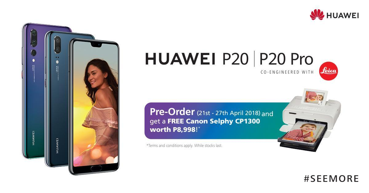 huawei p20, Huawei P20 and P20 Pro Now Available for Pre-Order!, Gadget Pilipinas, Gadget Pilipinas