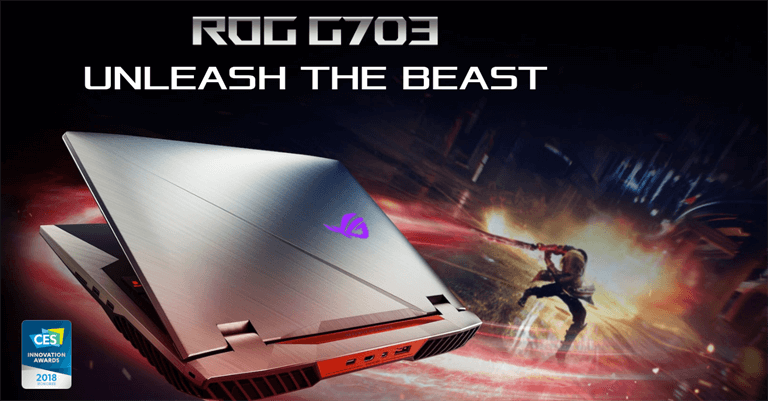 ROG Chimera G703, ASUS ROG Announces Chimera G703 Gaming Laptop with a Core i9 Processor, Gadget Pilipinas