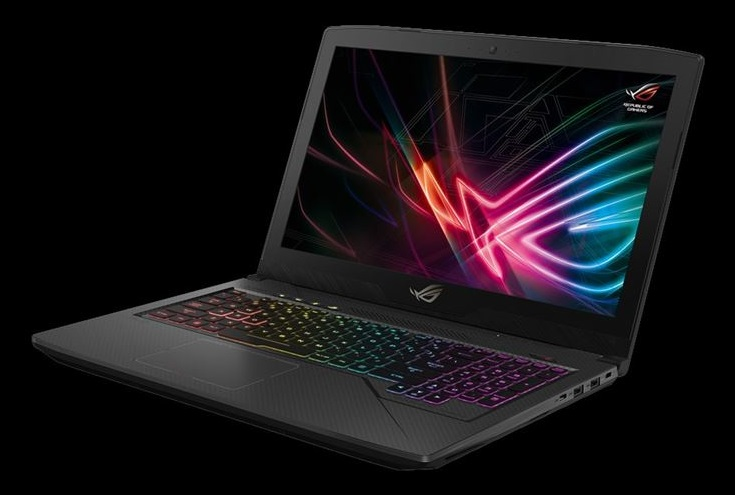 scar 5 - ASUS ROG GL503 Series Gets Coffee Lake Refresh