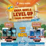 swap save and level up sns 150x150 - Get Cherry Mobile Flare Infinity for only PhP4,999 from April 14 to 16!