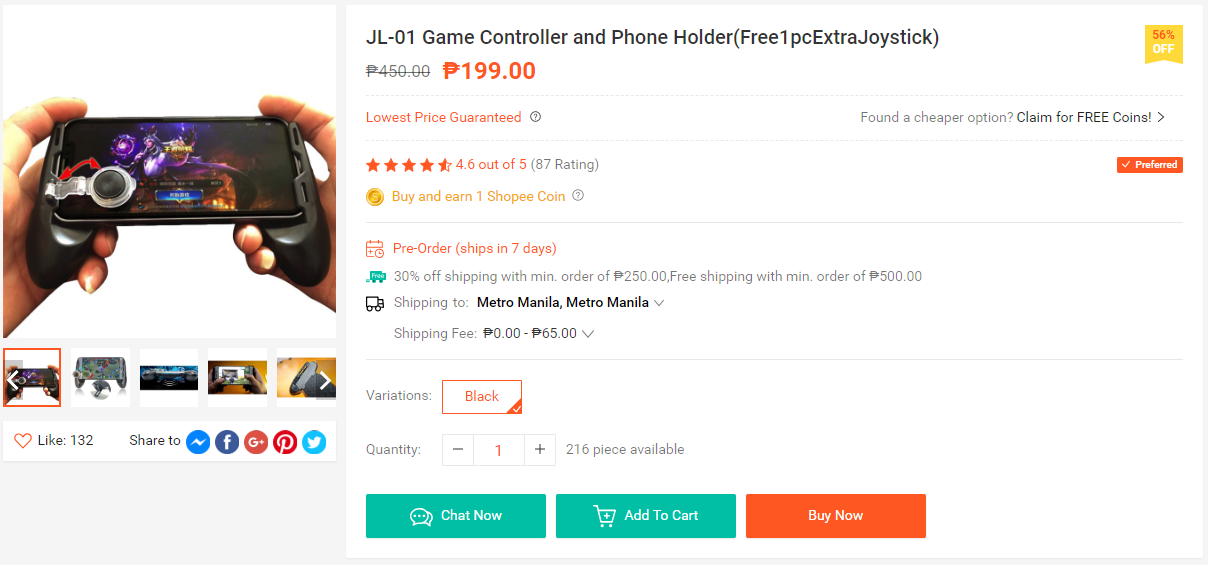 1 - 10 Things Every Gamer Should Buy at Shopee