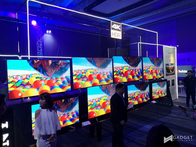 Sony Bravia's 2018 OLED and LED 4K HDR TV Series got us so hyped