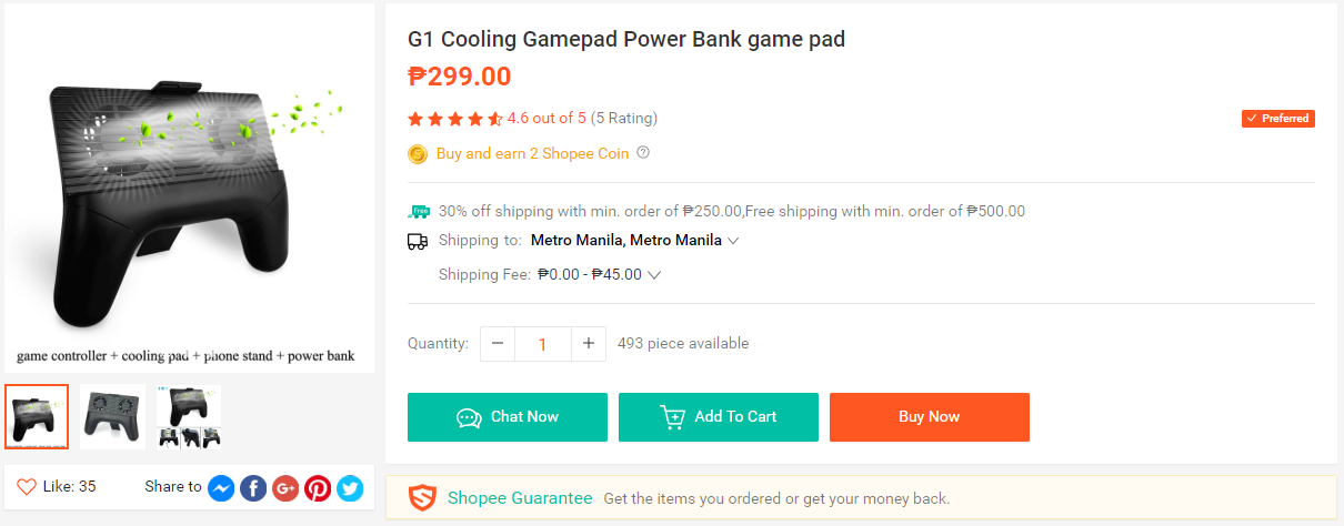 8 - 10 Things Every Gamer Should Buy at Shopee
