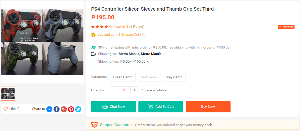 9 - 10 Things Every Gamer Should Buy at Shopee