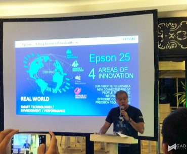 Epson Philippines sets to revolutionize print and imaging industry with latest product lineup
