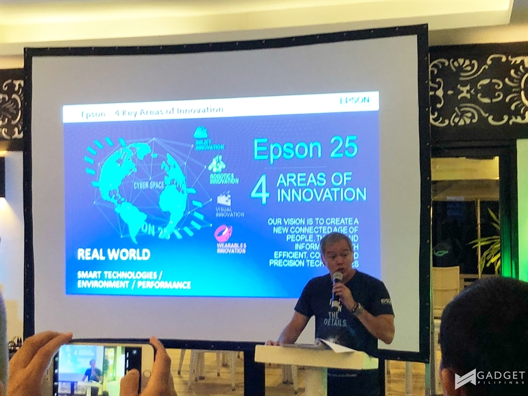 Epson Philippines sets to revolutionize print and imaging industry