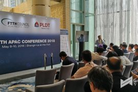 FTTH APAC 1 270x180 - PLDT hosts 13th FTTH APAC Conference