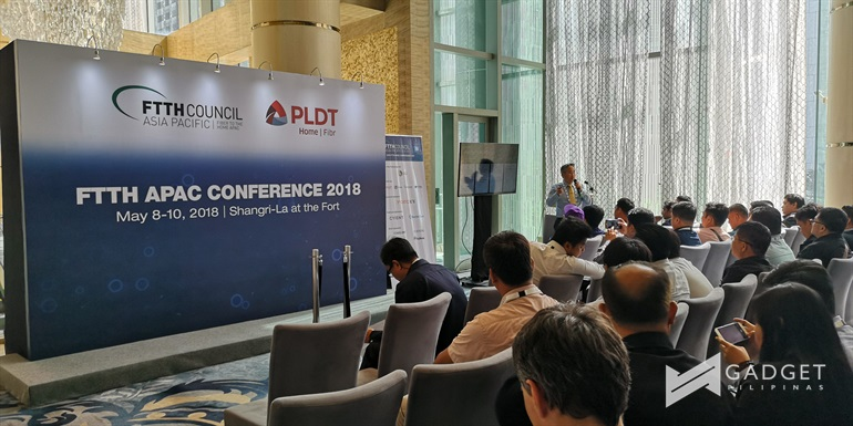 PLDT hosts 13th FTTH APAC Conference