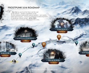 Frostpunk 370x305 - Frostpunk Developers detail 2018 roadmap, reveal free downloadable contents
