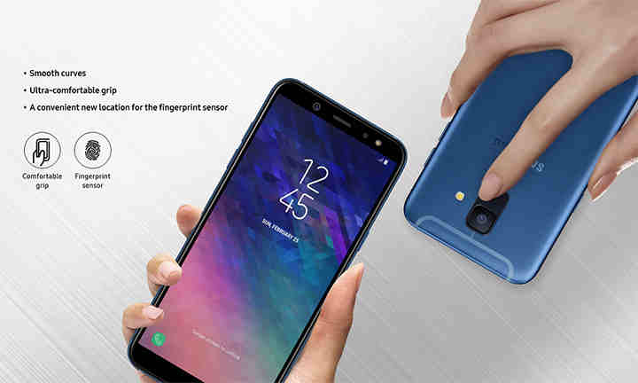 Galaxy A6 and A6+ Appears on Samsung's Indonesian Website