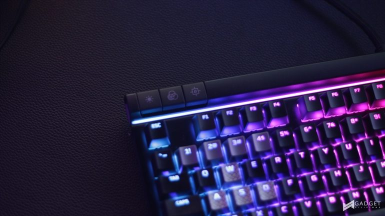 HyperX Alloy Elite RGB Mechanical Keyboard Review