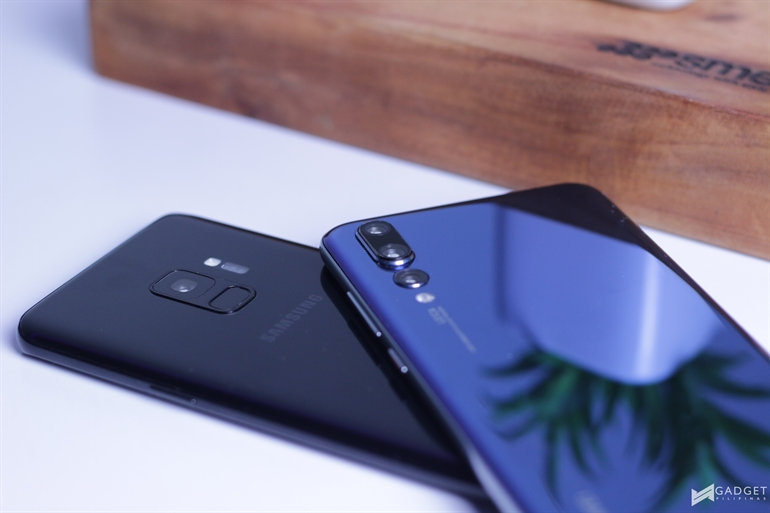 Huawei P20 Pro or Samsung Galaxy S9: Find out which phone's