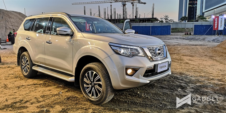 Nissan holds Regional World Premiere of the New Terra in the