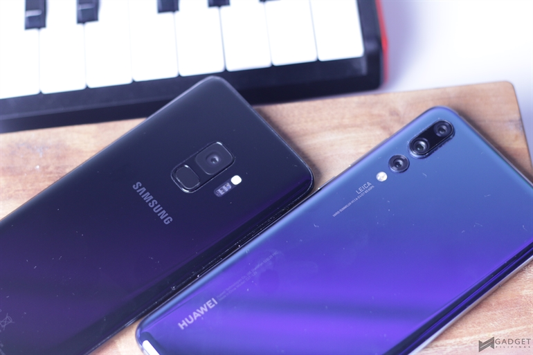 Huawei P20 Pro vs Samsung Galaxy S9: Which Brings Better