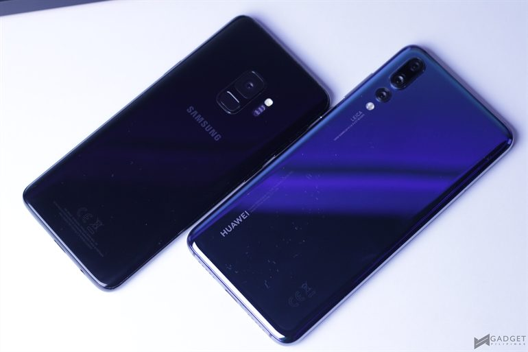 Samsung Galaxy S9 Review 5 770x513 - Huawei P20 Pro vs Samsung Galaxy S9: Which Brings Better Value for Money?