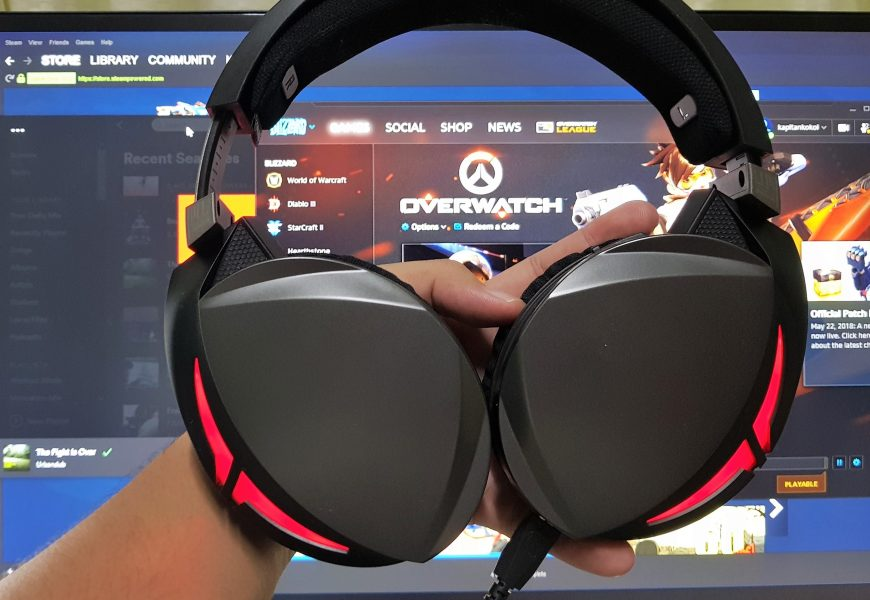 ASUS ROG Strix Fusion 300 Gaming Headset Review
