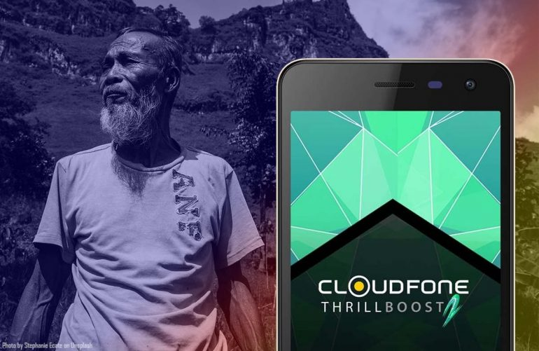 Cloudfone Thrill Boost 2 boosts Cloudfone's market relevance in 2017 and beyond
