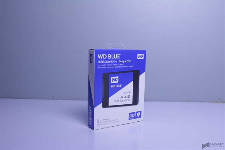 WD Blue 3D NAND SSD Review 2 - WD BLUE 3D NAND SSD Review: Impressive storage performance in a budget package