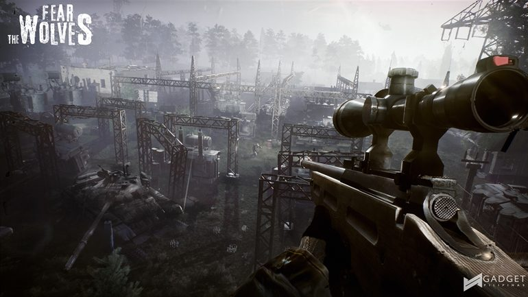 Fear the Wolves brings S.T.A.L.K.E.R vibe to the Battle Royale genre