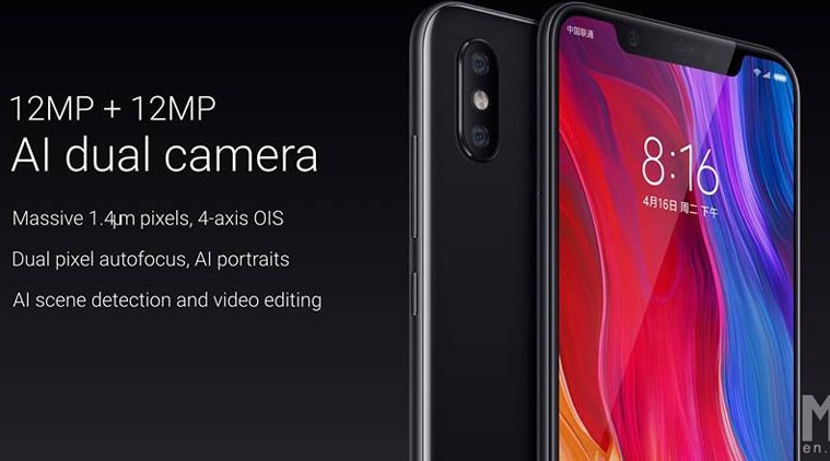 mi8 camera 1 - Xiaomi Mi 8 with Snapdragon 845 and AI-Assisted Optics Now Official!