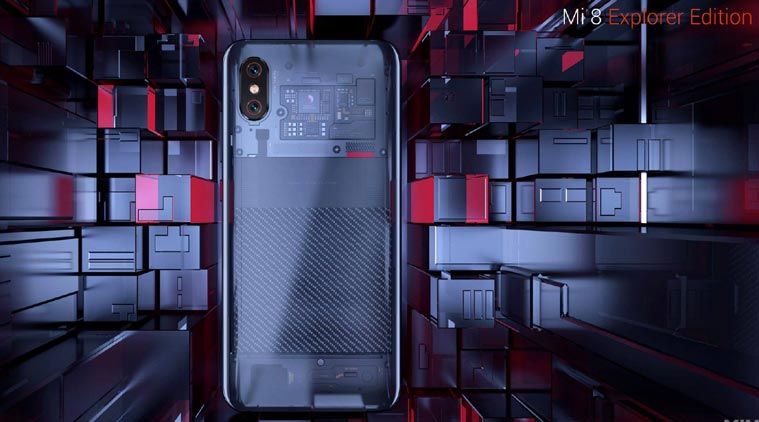 mii8 explorer edition - Xiaomi Mi 8 with Snapdragon 845 and AI-Assisted Optics Now Official!