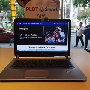 NBA League Pass Now Available to Smart and PLDT Subscribers