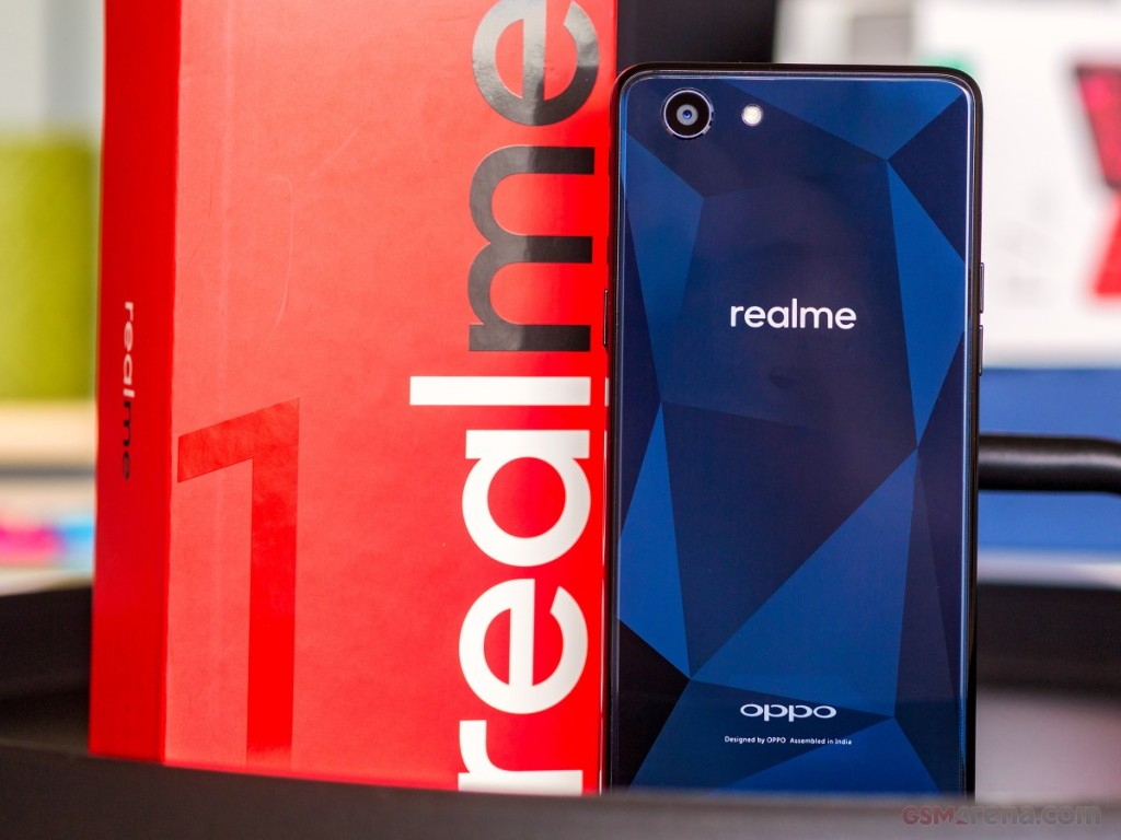 realme 1, OPPO Realme 1 with Helio P60 Chip Now Official, Gadget Pilipinas