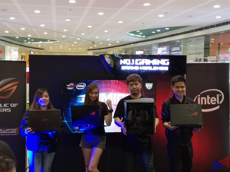 intel 8th gen, ASUS ROG Launches its Newest Gaming Machines in PH: Powered by Intel's 8th Gen CPUs, Gadget Pilipinas, Gadget Pilipinas
